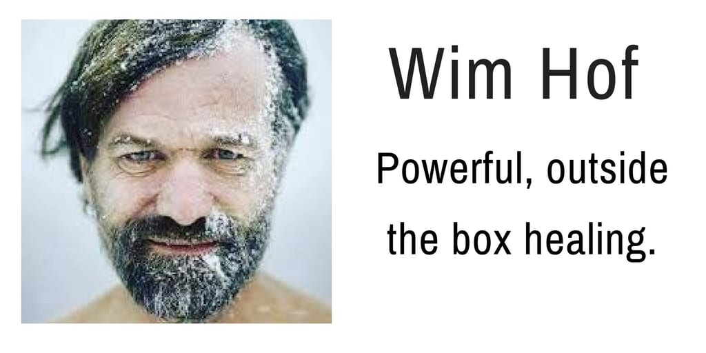 Wim Hof – a Powerful, Outside the Box Healing Technique