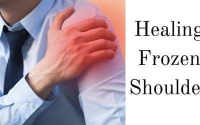 Healing Frozen Shoulder