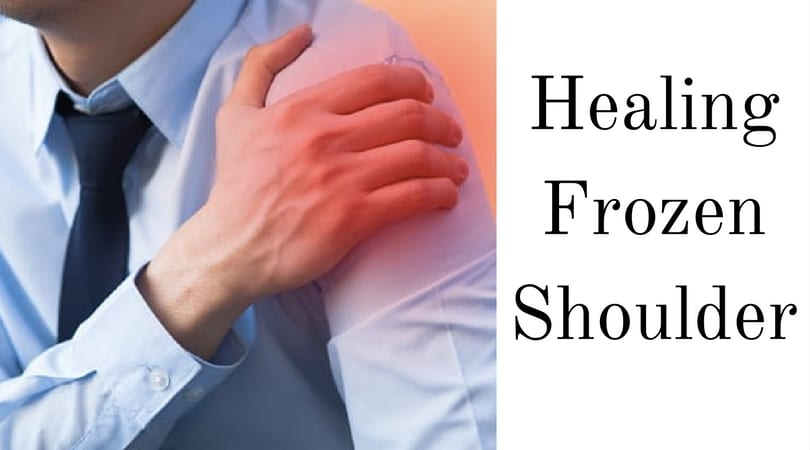 Healing Frozen Shoulder